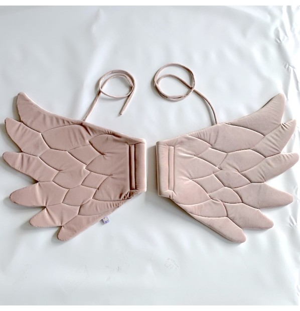Decorative wings for a swing from Infancy